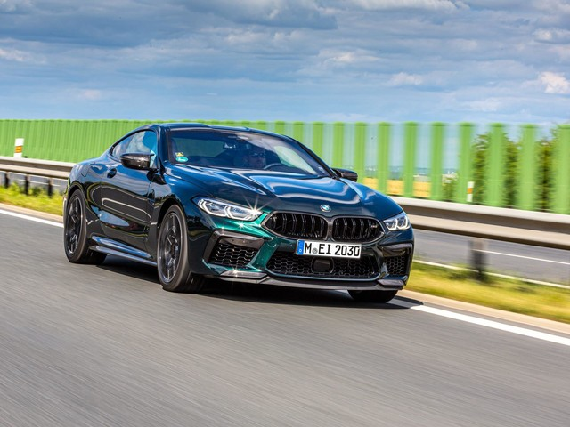 10,000 km in a 2019 BMW M8 Competition – REVIEW