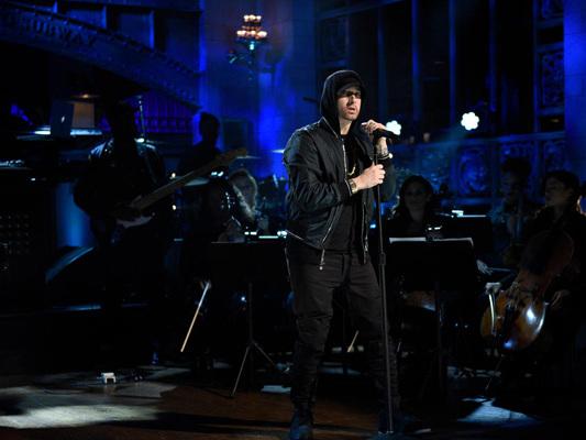 Eminem to Release 'RƎVIVAL' Album in December, Report