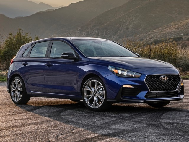 Hyundai Elantra GT and Elantra GT N Line are dead in the US