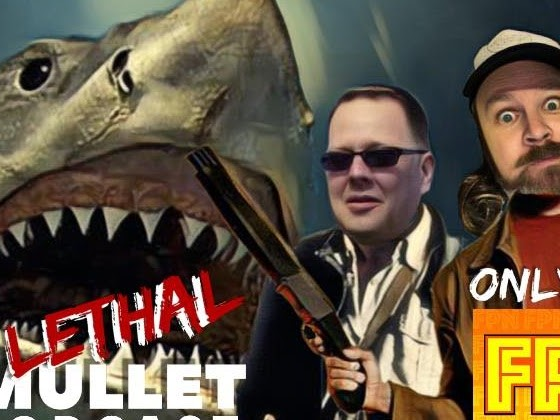 Listen To Me Talk Spielberg & The 80s On The Latest Lethal Mullet Podcast