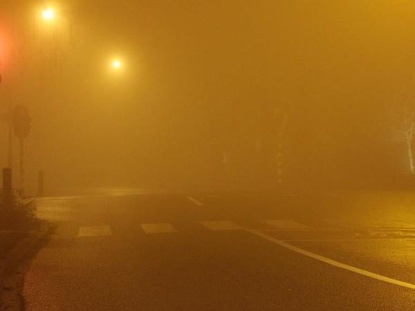 Code geel in Overijssel door gladheid, mist in Twente