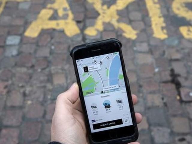 Uber beticht van spionagepraktijken
