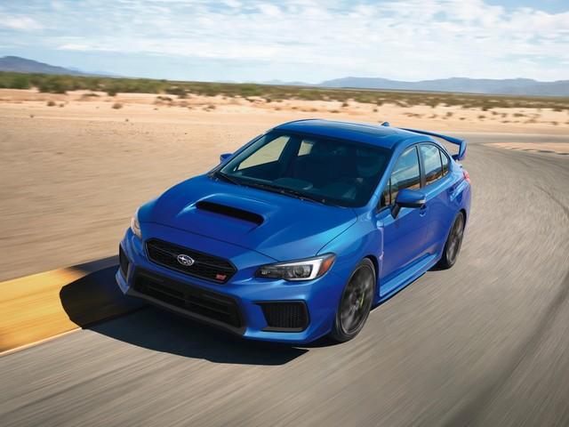Subaru confirms plans for 50th anniversary edition models