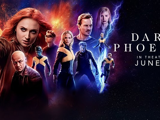 "Movie Review: ""Dark Phoenix"" Has A Few Sparks But Never Quite Catches Fire"