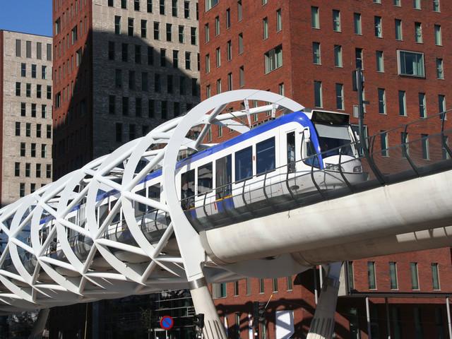 Bijna half miljard voor tramnet regio Den Haag