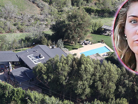 Miley Cyrus, Gerard Butler, And Camille Grammer Lose Their Homes In Malibu Fire
