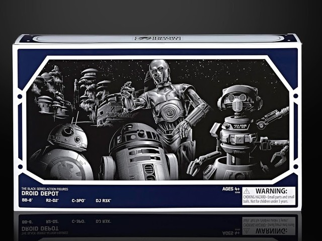 Hasbro's Star Wars: Galaxy Edge Exclusives