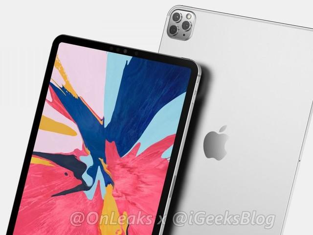 'iPad Pro 2020 verschijnt in maart met beperkte voorraad door productieproblemen'