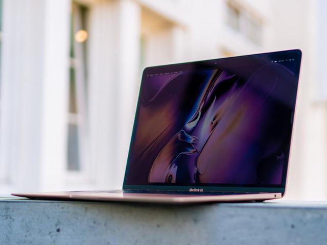 Apple sleutelt stilletjes verder aan MacBooks met touchscreen
