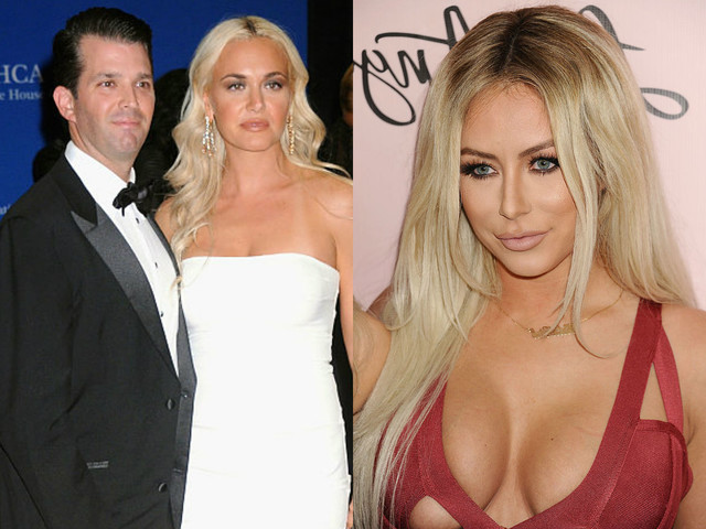Like Father, Like Son: Is Donald Trump, Jr.'s Wife Leaving Him Because He Smashed Aubrey O'Day?