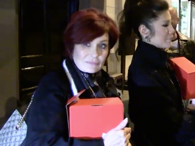 "C**k Takes: Sharon Osbourne Capes Up For James Franco ""He Should Come To Oscars With His D**k Out!"" [Video]"