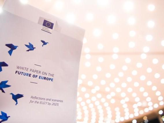 Regeringsleiders beloven EU te versterken