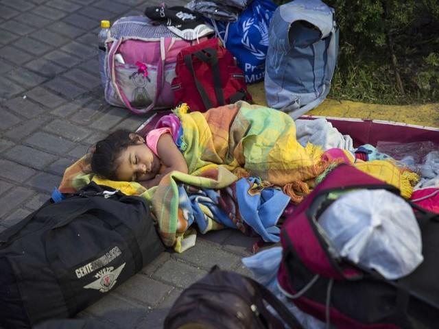 Rode Kruis schiet te hulp in vluchtelingencrisis op de Antillen, maar waar is Nederland?