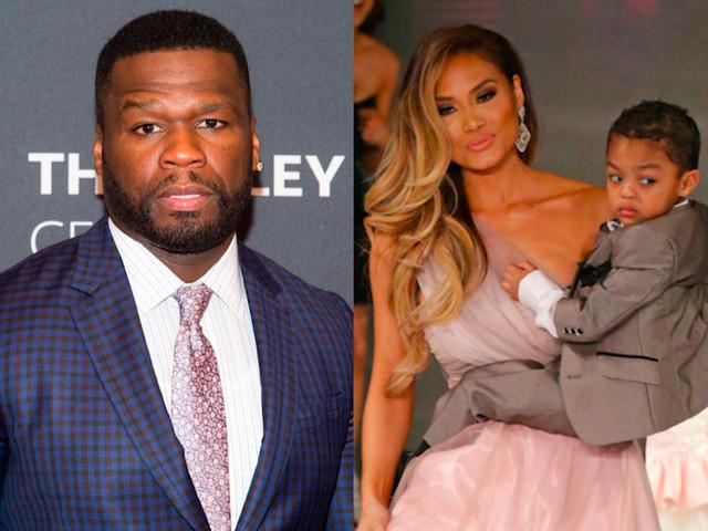 Co-Parenting Preciousness: 50 Cent & Daphne Joy Celebrate Son's 5th Birthday