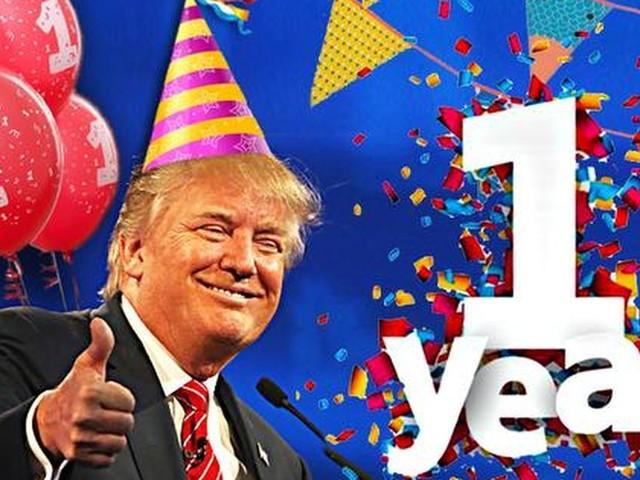 1 jaar Trump: dit moet je weten