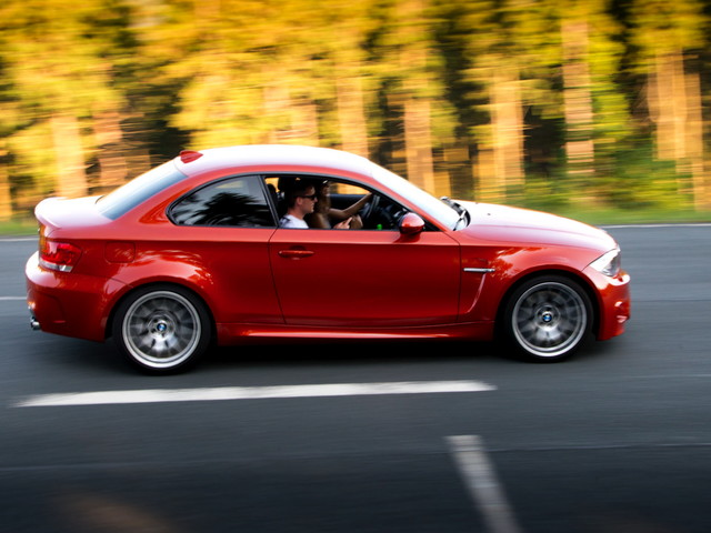 Chris Harris Reflects on his very own BMW 1M Coupe