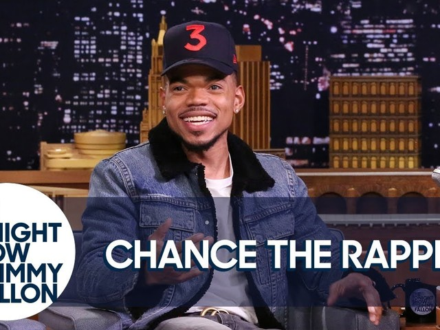 Chance The Rapper Talks Drake, 'SNL' & Social Activism on 'The Tonight Show'