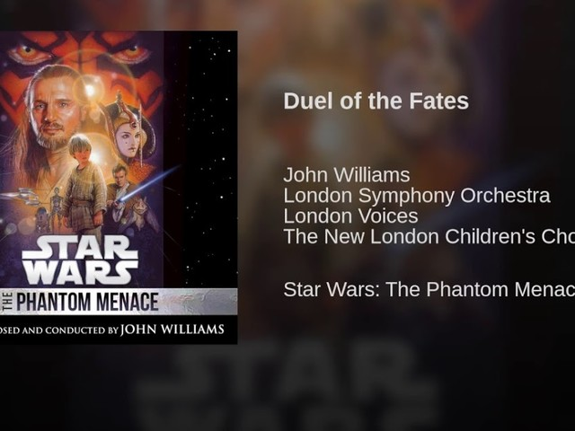 Explaining the Lyrics To Star Wars Duel of the Fates