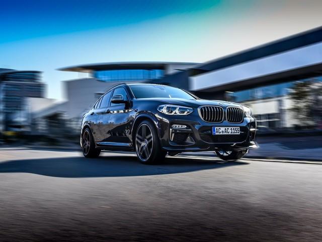AC Schnitzer unveils their BMW X4 tuning program