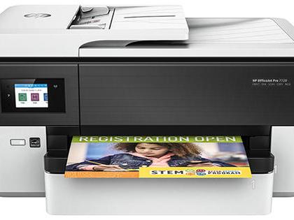 Tijdlijn printers: van matrix tot supercompact