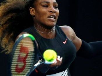 Serena Williams maakt rentree in maart