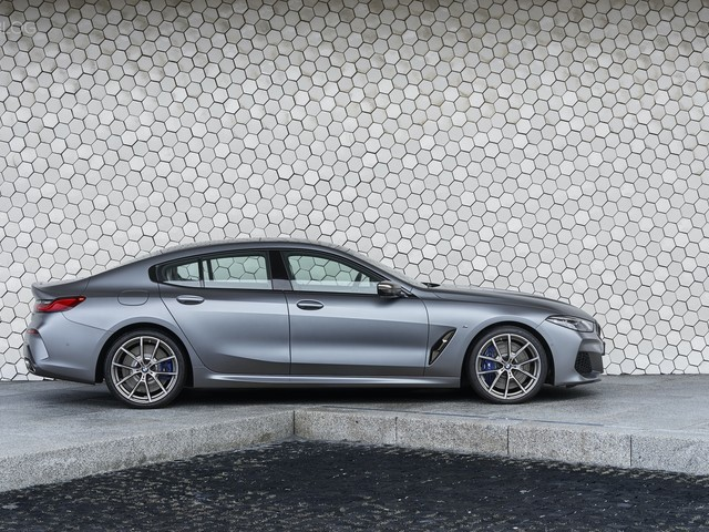 BMW 8 Series Gran Coupe configurator goes live on German site