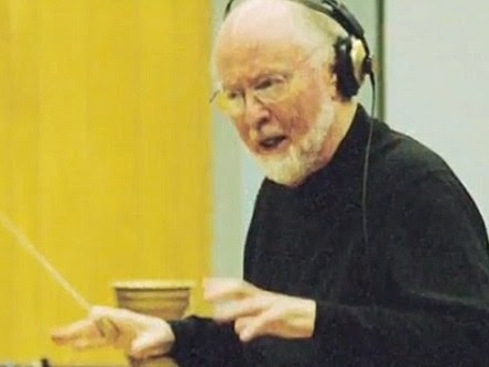 #WednesdayWisdom Quote of the day - John Williams on Inspiration
