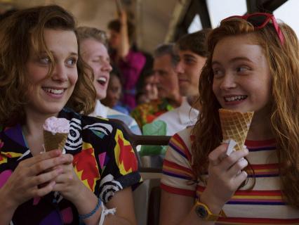 """Eleven & The Gang Return For Sun-Splashed Spook Fest In """"Stranger Things 3"""" Trailer"""
