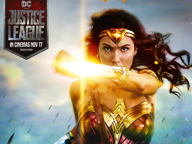 The Bearded Trio Christmas Gift Idea #6 - Wonder Woman On Digital Download, 4K UHD, Blu-ray 3D, Blu-ray and DVD