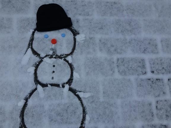 Haal de wanten maar uit de kast: kans op sneeuw vandaag
