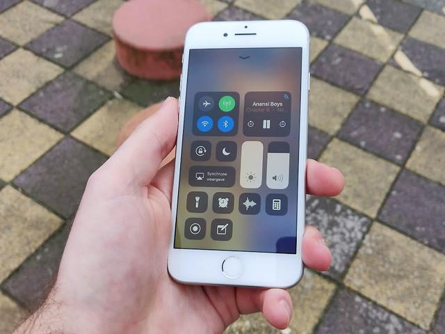 Review-update: de iPhone 8 gaat in 2018 nog uitstekend mee