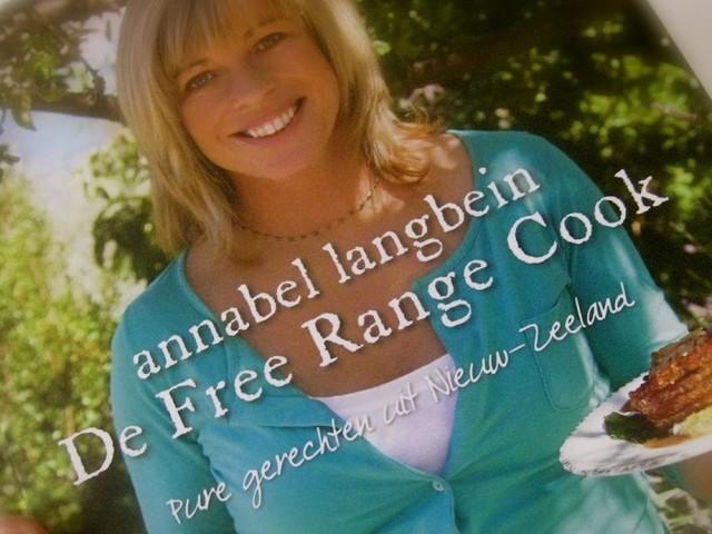 Koken uit De Free Range Cook (salade met biet en rucola)
