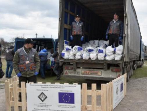 Europese Commissie coördineert Europese hulp voor Beiroet