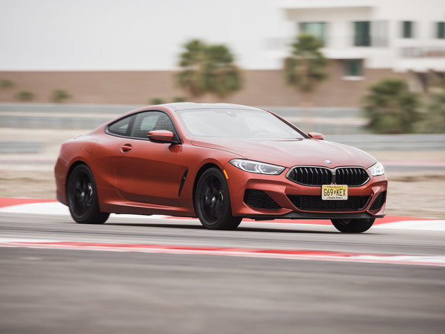 BMW M850i xDrive Instrumented Test: as Fast as Bentley Continental GT