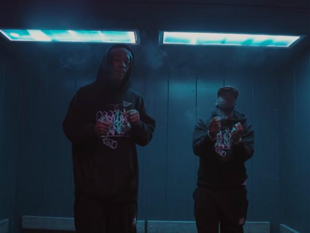 "Wiz Khalifa & Currensy ""Forever Ball"" Video"