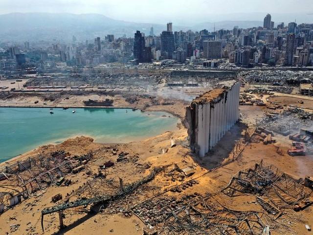 De gevolgen van de explosie in Beiroet zijn desastreus voor Libanon