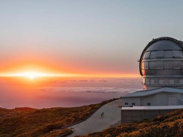 Bijzondere maand voor astro liefhebbers op La Palma