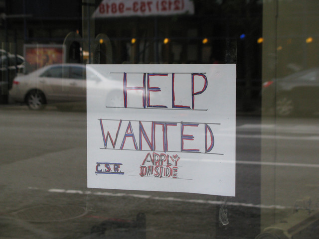 For Some Reason, No One Wants Entry-Level Retail Jobs