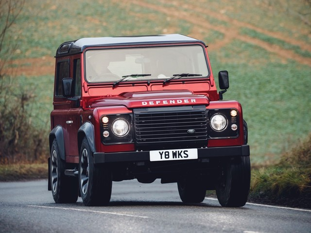 Land Rover restarts Defender production to celebrate its 70th anniversary