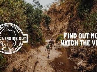 Op deze manier kun je natuurlijk ook door Afrika reizen