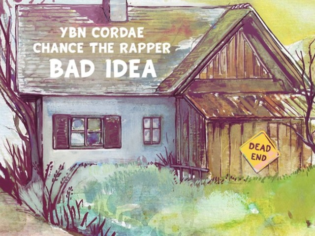 """YBN Cordae & Chance the Rapper Connect For """"Bad Idea"""""""