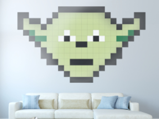 Celebrate the release of Star Wars: The Last Jedi with CTD Tiles' New Pixel Pop Range