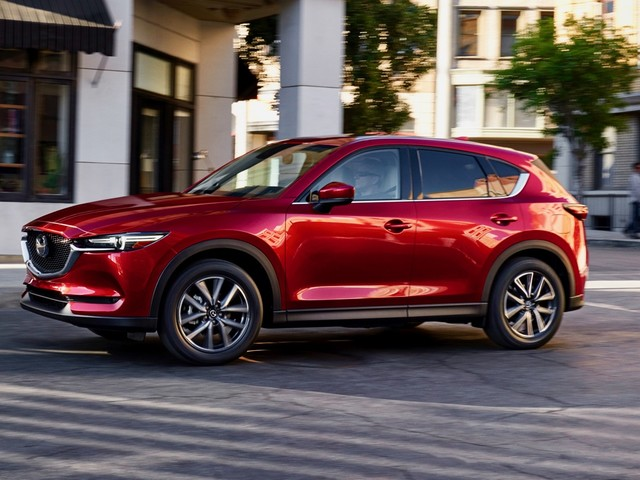 2018 Mazda CX-5 receives Top Safety Pick+ rating