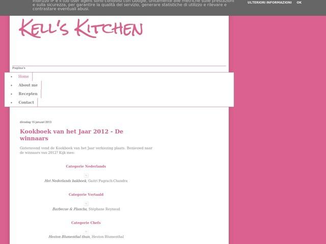Kookboek van het Jaar 2012 - De winnaars