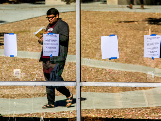 "Racist Signs Reading ""Stupid Monkeys"" And ""Dumb Black A**es"" Posted At University Of South Carolina"