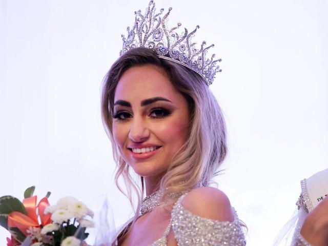 Eindhovense Miss World Nederland wil geen vaccinatie en trekt zich terug