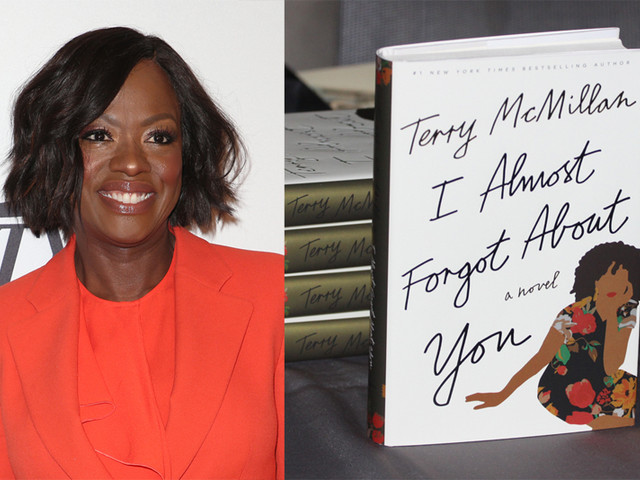 """New Movie: Viola Davis Set To Star In Film Adaptation Of Terry McMillan's """"I Almost Forgot About You"""""""