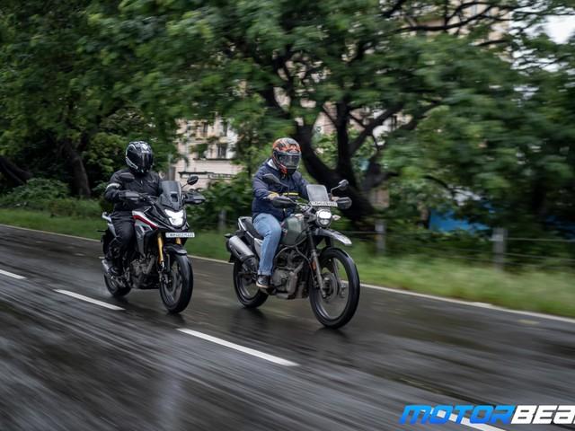 Honda CB200X vs Hero Xpulse 200 – Comparison Video