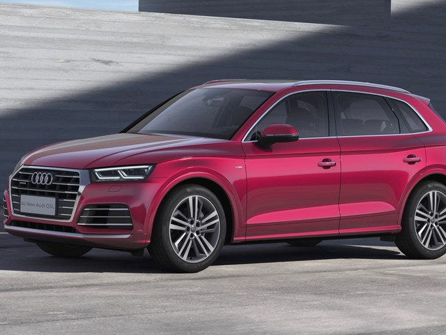 2019 Audi Q5L gets a long wheelbase for China