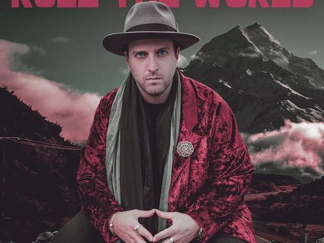 "Hugo Valentine Returns With New Single ""Rule The World"""